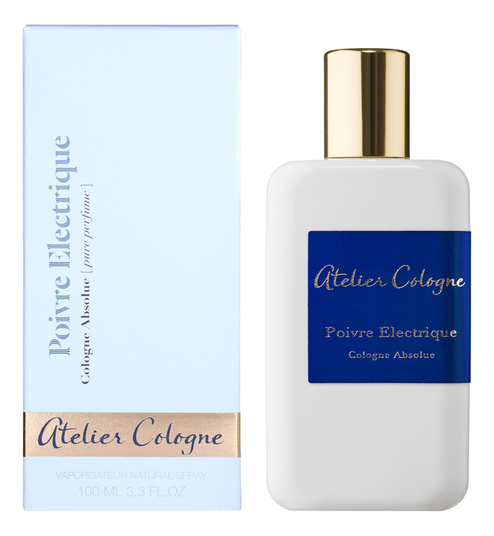 цена на Atelier Cologne Poivre Electrique : одеколон 100мл