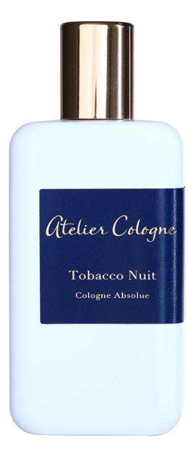 Atelier Cologne Tobacco Nuit: одеколон 30мл ysl la nuit de l homme frozen cologne одеколон 60мл