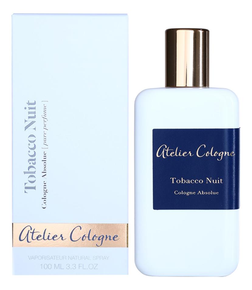 Atelier Cologne Tobacco Nuit : одеколон 100мл мыло atelier cologne atelier cologne at013lugn840