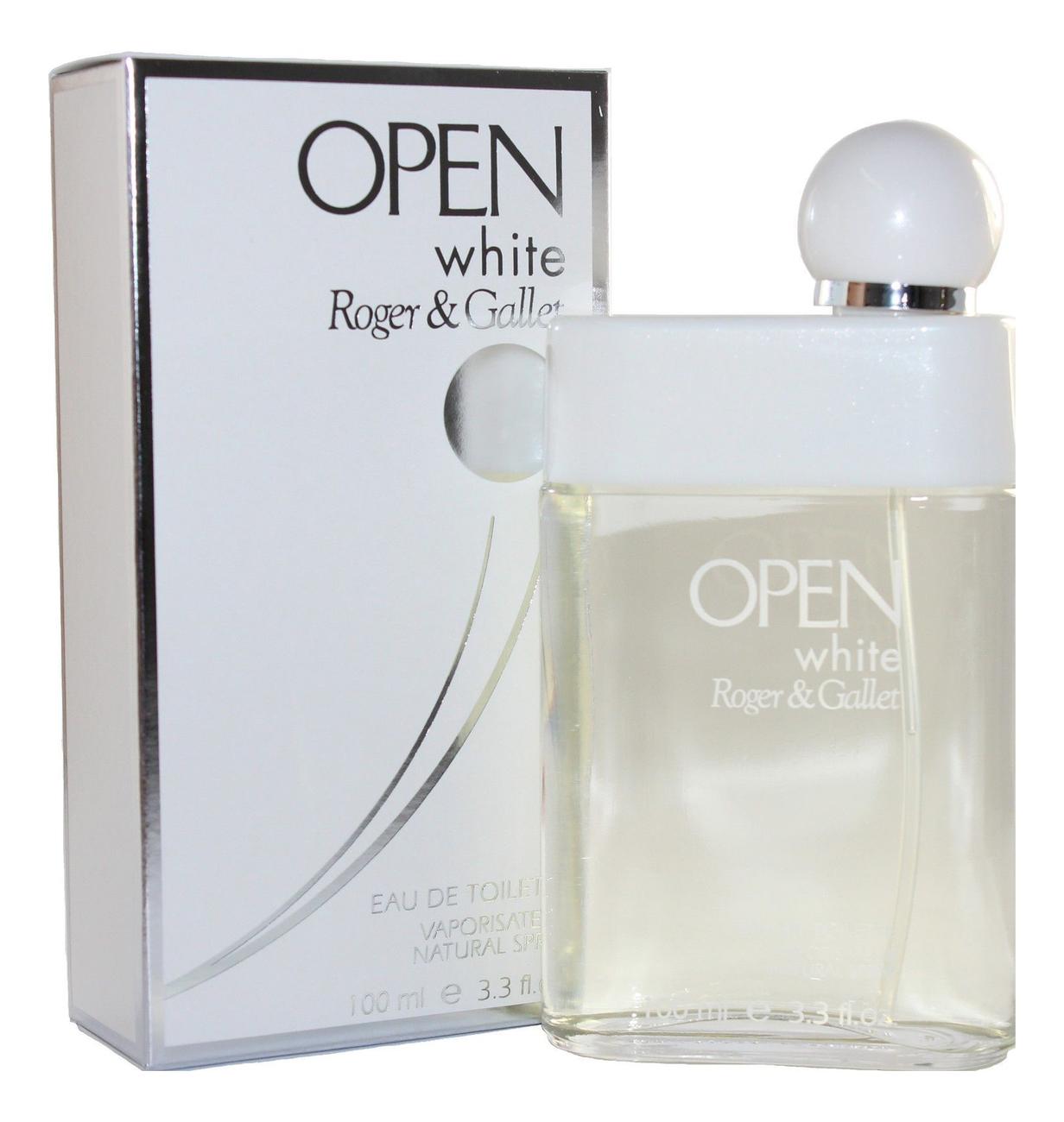 Roger & Gallet Open White: туалетная вода 100мл