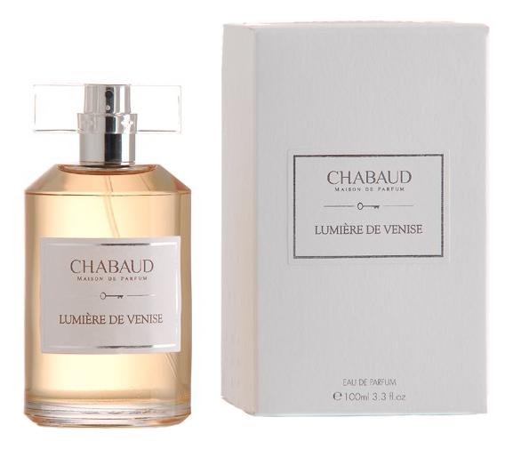 Chabaud Maison de Parfum Lumiere de Venise: парфюмерная вода 100мл music de parfum do парфюмерная вода 100мл
