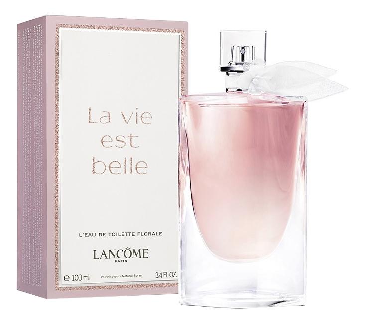 Lancome La Vie Est Belle L'Eau de Toilette Florale: туалетная вода 100мл lancome la vie est belle leau florale туалетные духи 50 мл
