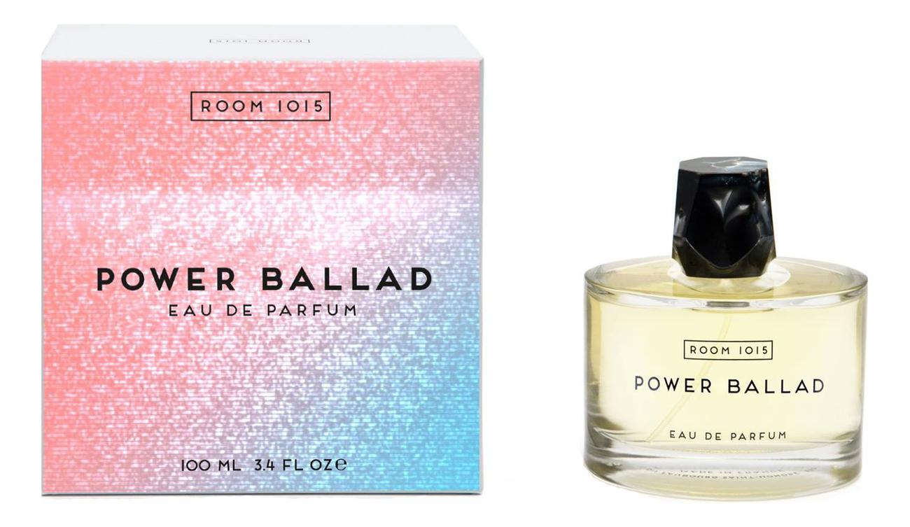 Фото - Power Ballad: парфюмерная вода 100мл kelly caleche парфюмерная вода 100мл