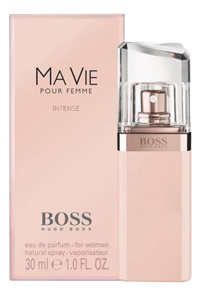hugo boss boss intense парфюмерная вода 50мл Hugo Boss Boss Ma Vie Pour Femme Intense: парфюмерная вода 30мл