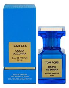 Фото - Costa Azzurra: парфюмерная вода 30мл tom ford costa azzurra acqua туалетная вода 100мл тестер
