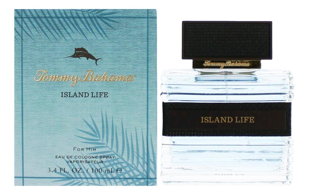 Tommy Bahama Island Life Men: одеколон 100мл bahama
