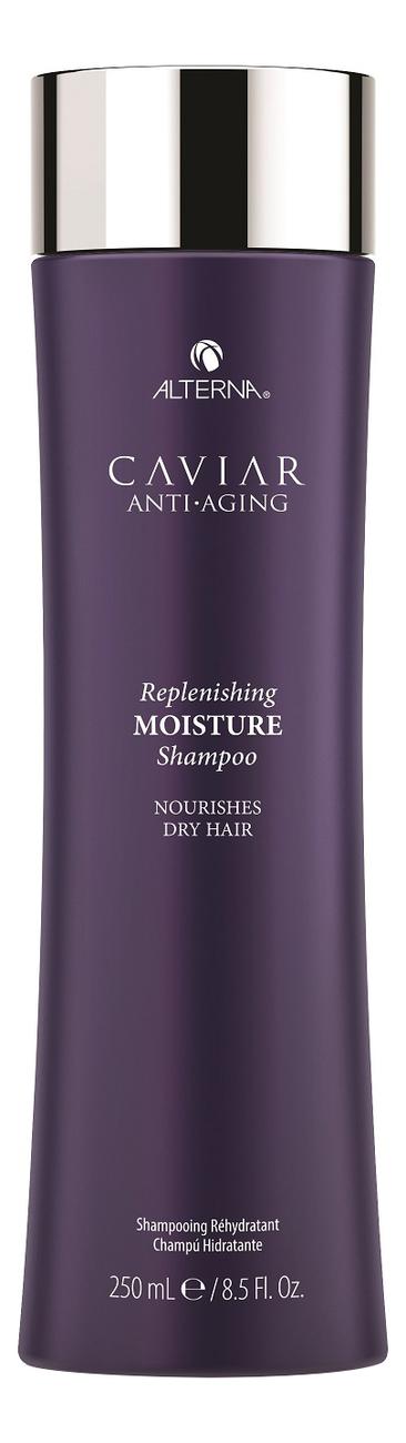Шампунь с морским шелком Caviar Anti-Aging Replenishing Moisture Shampoo: Шампунь 250мл фото