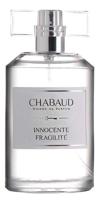 Chabaud Maison de Parfum Innocente Fragilite: парфюмерная вода 2мл chabaud maison de parfum lait de biscuit парфюмерная вода 2мл