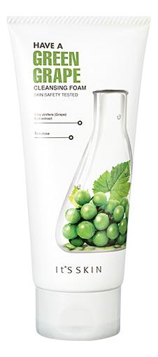 Купить Пенка для умывания с виноградом Have a Greengrape Cleansing Foam 150мл, It's Skin