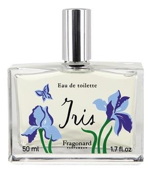 Fragonard Iris мужские и женские духи парфюмерная и туалетная