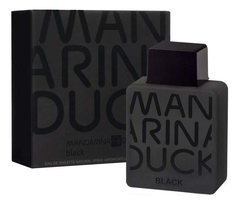 Mandarina Duck Black: туалетная вода 30мл