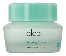 It's Skin Крем для лица с экстрактом алоэ Aloe Relaxing Cream 50мл