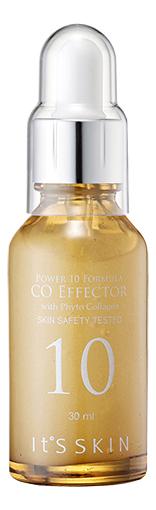 Сыворотка для лица с коллагеном Power 10 Formula CO Effector 30мл: Сыворотка 30мл сыворотка для лица с витамином b6 power 10 formula vb effector 30мл