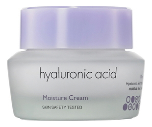 Крем для лица с гиалуроновой кислотой Hyaluronic Acid Moisture Cream 50мл
