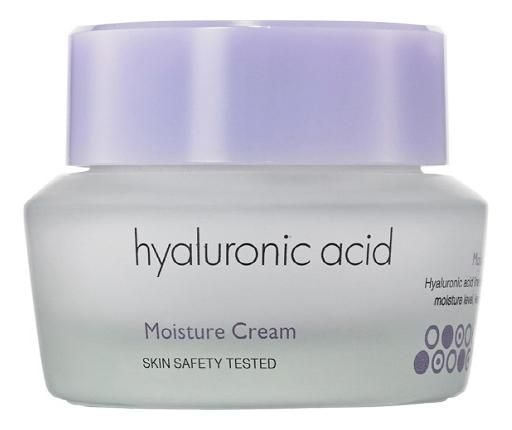 Купить Крем для лица с гиалуроновой кислотой Hyaluronic Acid Moisture Cream 50мл, It's Skin