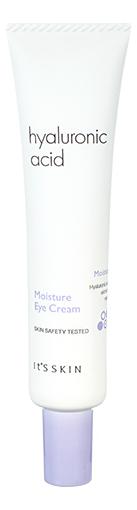 Купить Крем для век с гиалуроновой кислотой Hyaluronic Acid Moisture Eye Cream 25мл, It's Skin