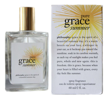Philosophy Pure Grace Summer