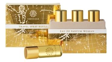 Фото - Journey for woman: парфюмерная вода 3*10мл amouage ciel for woman крем для рук 300мл