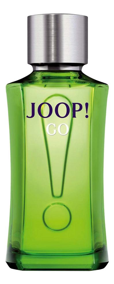 Joop Go Man: туалетная вода 50мл тестер