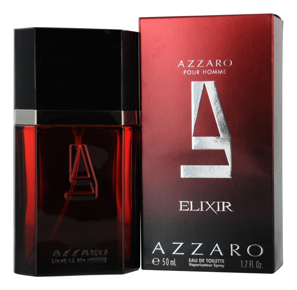 Фото - Pour Homme Elixir: туалетная вода 50мл туалетная вода azzaro azzaro pour homme amber fever 100 мл