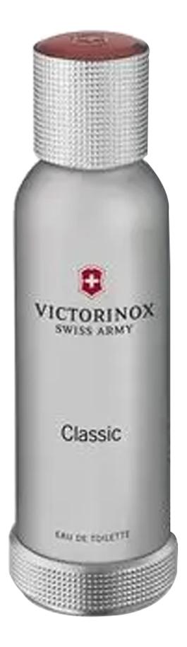 Victorinox Swiss Army Classic: туалетная вода 100мл тестер victorinox набор ножей для стейков swiss classic 6 пр 11 см 6 7232 6 victorinox