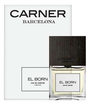 El Born: парфюмерная вода 50мл, Carner Barcelona  - Купить
