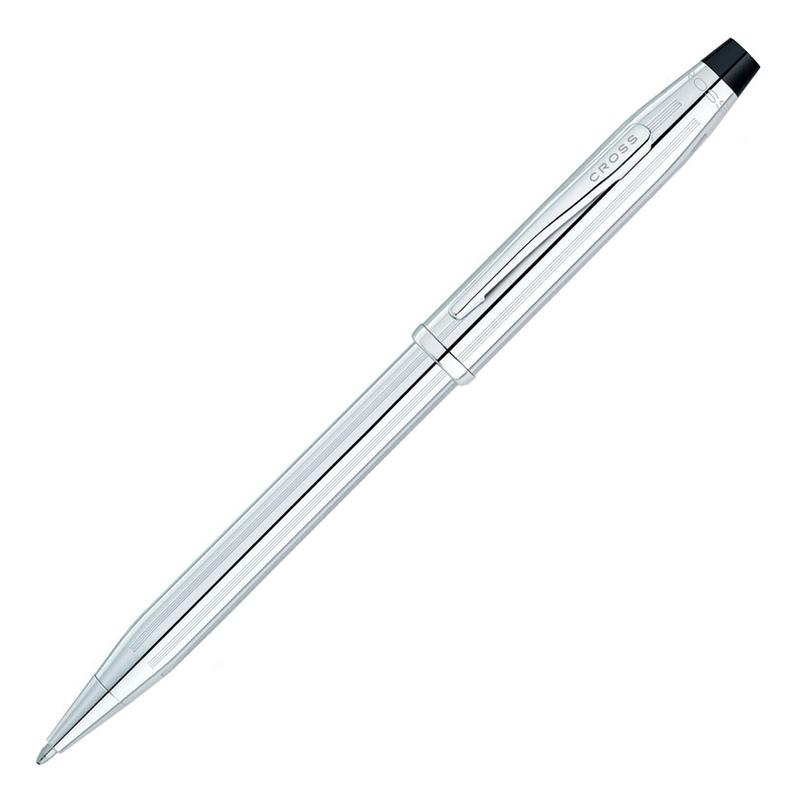 Фото - Шариковая ручка Century II (серебристая со вставками) шариковая ручка century classic серебристая с золотистой отделкой