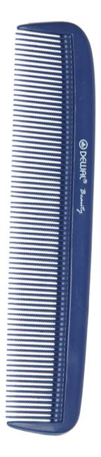 Купить Расческа Beauty карманная 13, 5см (синяя), Dewal