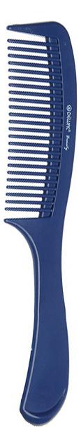Купить Расческа Beauty с ручкой 22см (синяя), Dewal