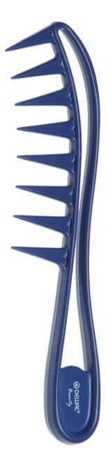 Гребень с ручкой Beauty 20см (синий)
