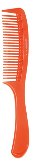Расческа Beauty с ручкой 22см (оранжевая)