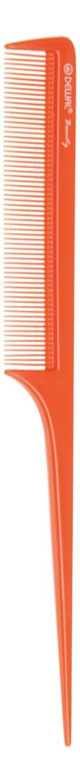 Купить Расческа Beauty с пластиковым хвостиком 20, 5см (оранжевая), Dewal
