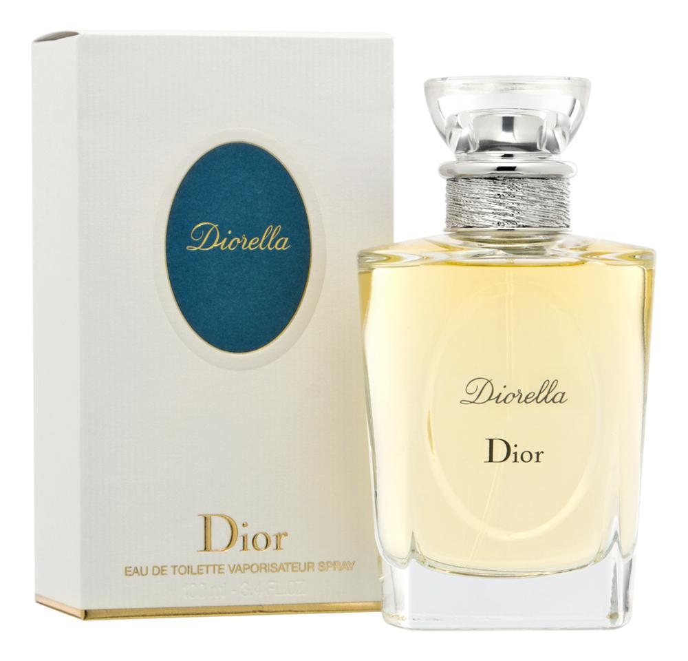 Купить Diorella: туалетная вода 100мл, Christian Dior