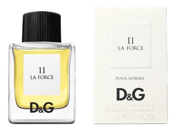 Купить 11 La Force: туалетная вода 50мл, Dolce & Gabbana