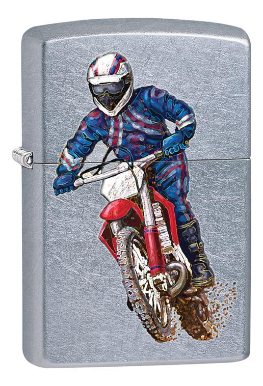 Зажигалка бензиновая 207 Dirt Bike 2, Zippo  - Купить