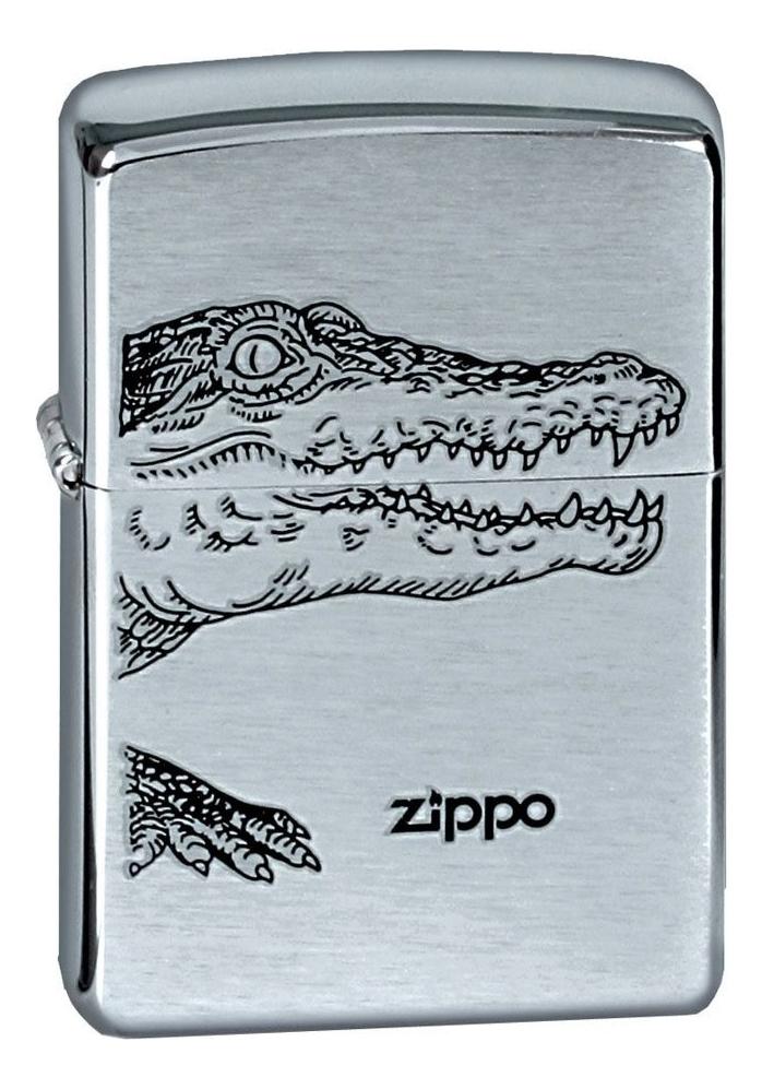 Купить Зажигалка бензиновая 200 Alligator, Zippo