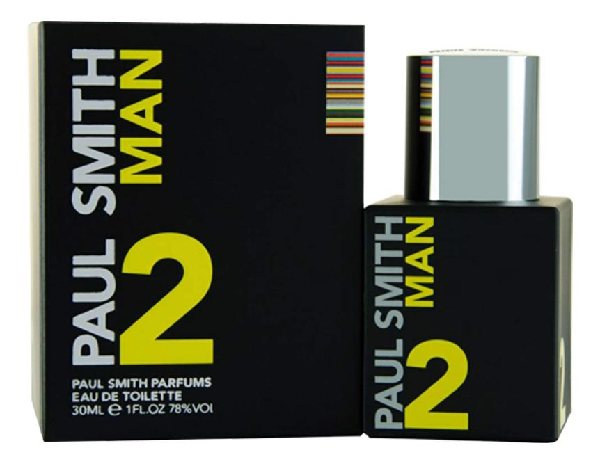Купить Paul Smith Man 2 : туалетная вода 30мл