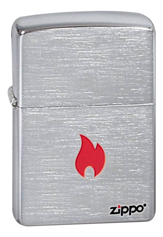 Купить Зажигалка бензиновая Flame 200, Zippo