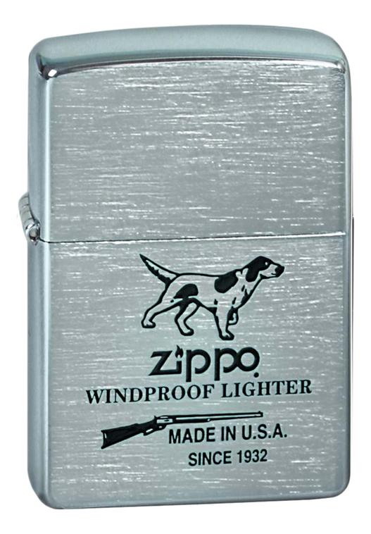 Купить Зажигалка бензиновая Hunting Tools 200, Zippo