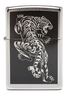 Купить Зажигалка бензиновая 207 Tigre, Zippo