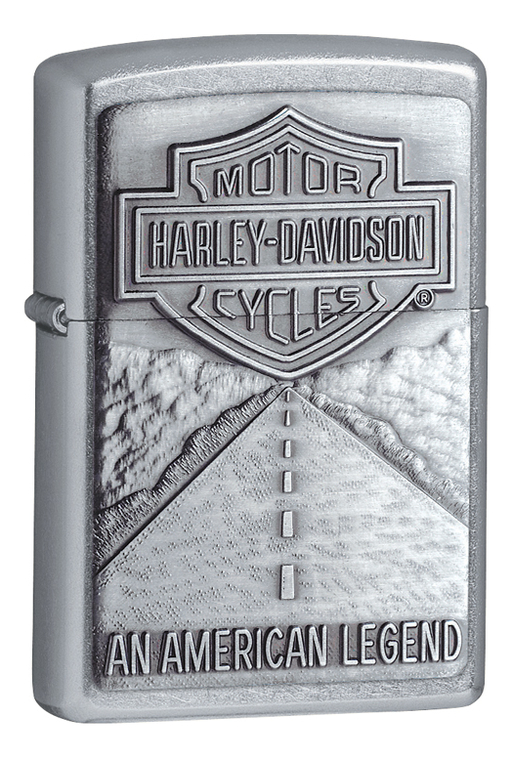 Фото - Зажигалка бензиновая Harley-Davidson 20229 зажигалка бензиновая harley davidson bikes 207