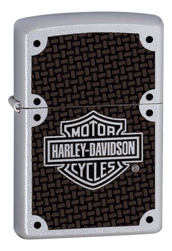 Фото - Зажигалка бензиновая Harley-Davidson 24025 зажигалка бензиновая harley davidson bikes 207