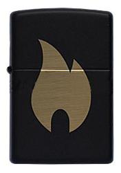 Купить Зажигалка бензиновая Flame 218, Zippo
