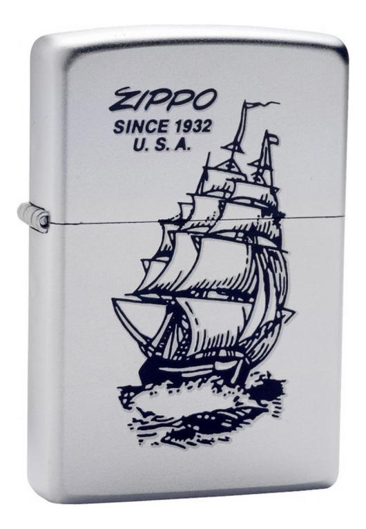 Купить Зажигалка бензиновая 205 Boat-Zippo