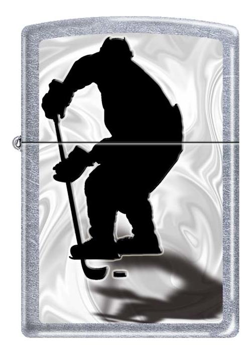 Купить Зажигалка бензиновая 207 Hockey, Zippo