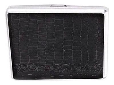 Портсигар (черный со вставками) топор coghlan s 1160