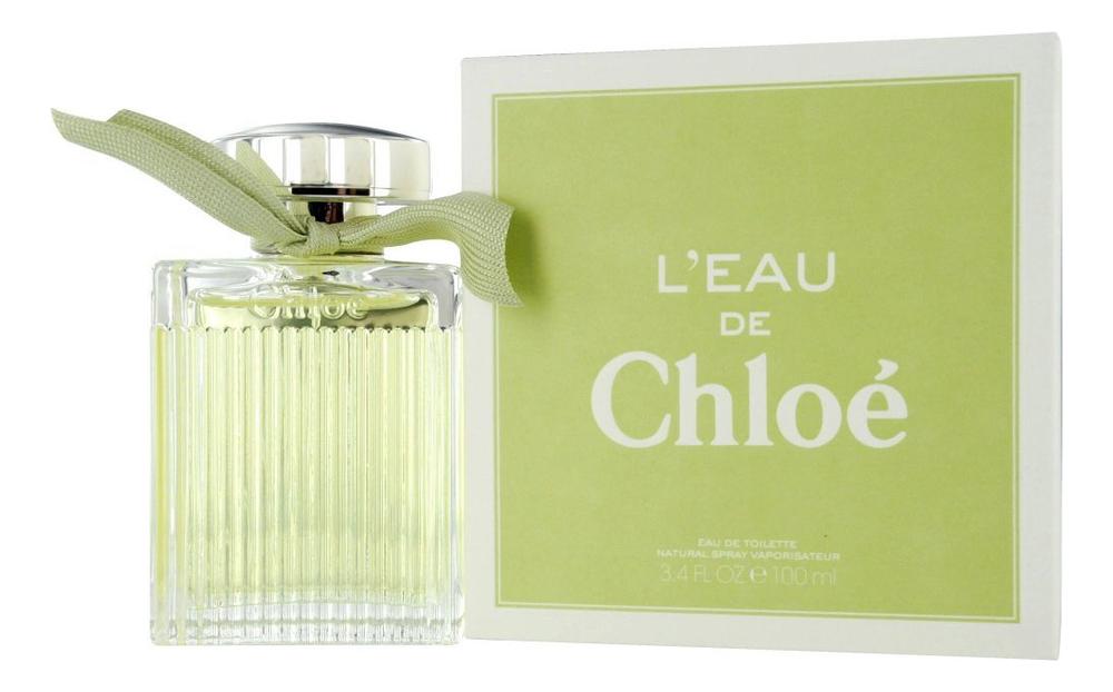 Chloe L'Eau de Chloe: туалетная вода 100мл