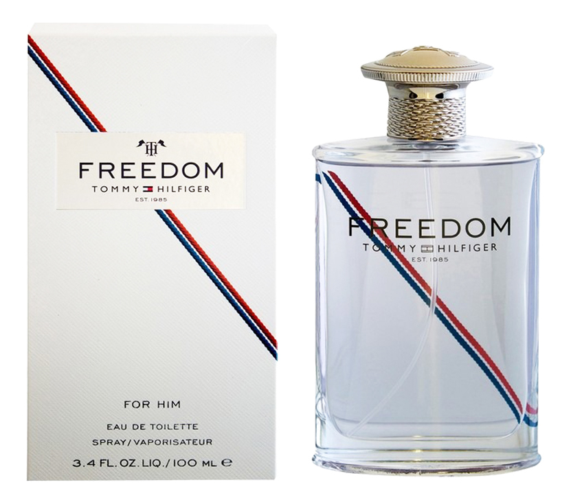 Купить Freedom: туалетная вода 100мл, Tommy Hilfiger