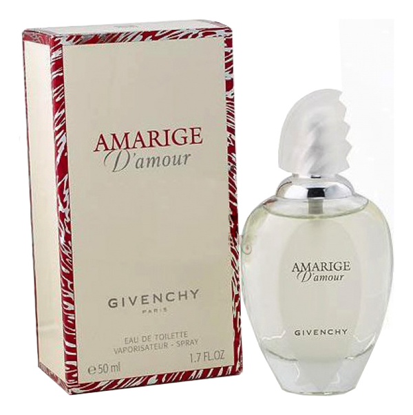 Givenchy Amarige D'Amour: туалетная вода 50мл givenchy amarige духи 7мл