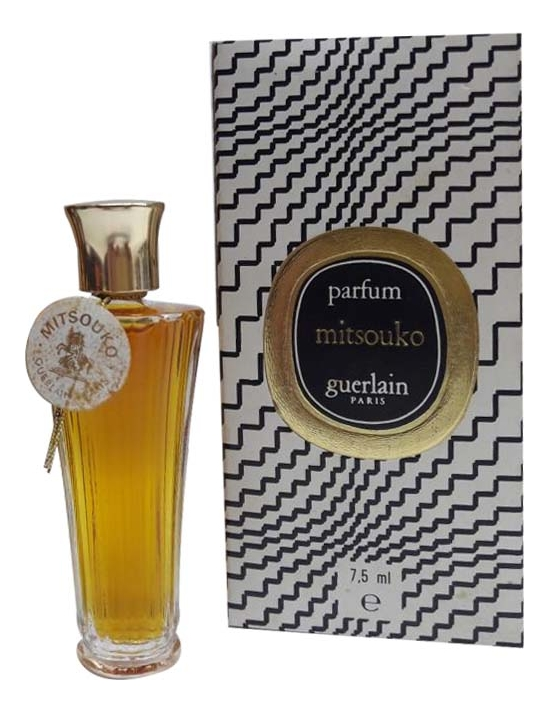 Guerlain Parure: духи 7,5мл double happiness mommy parure